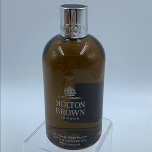 Molton Brown London ReCharge Black Pepper Wash NEW